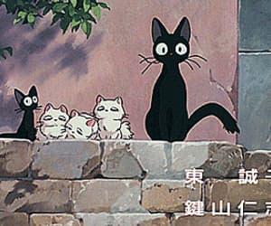 anime, ghibli, and kiki image