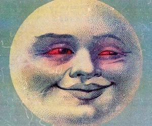 moon and high image