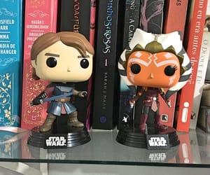 books, star wars, and bookshelf image