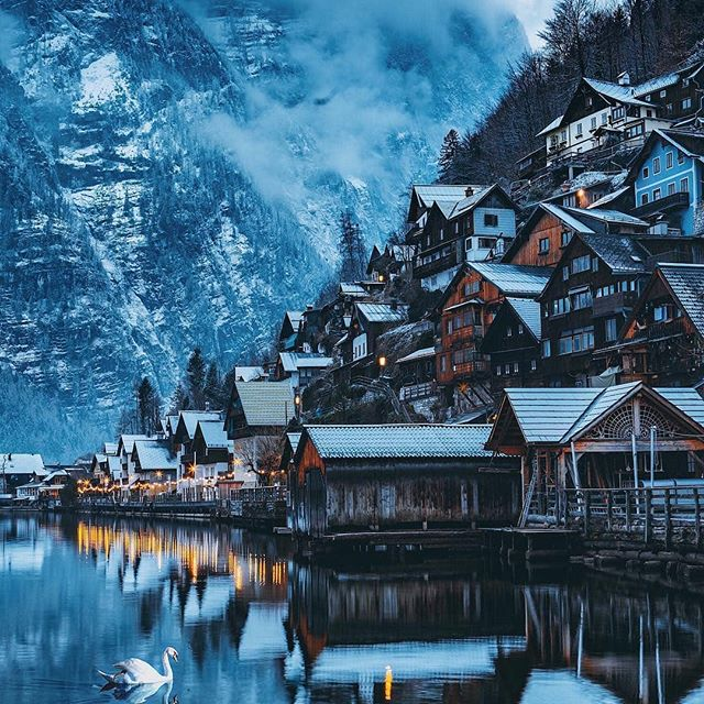 amazing, cold, and landscape image