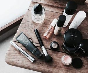 cosmetics, girly, and luxury image