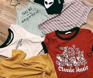 fashion, alternative, and clothing image