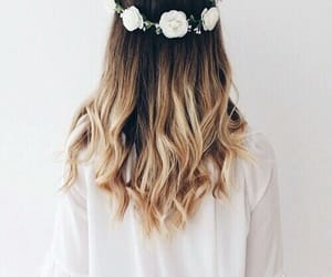 blonde, happiness, and weheartit image