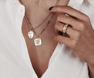 aesthetic, ring, and fashion image