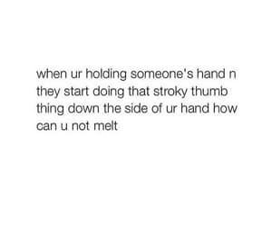 holding hands, quotes, and hand holding image