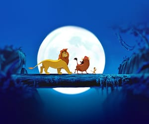 disney, lion king, and 90s image