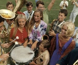 hippie, woodstock, and old image