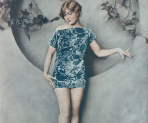 1920s, actress, and jazz age image