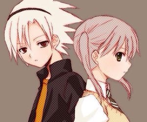 anime, souleater, and makaxsoul image