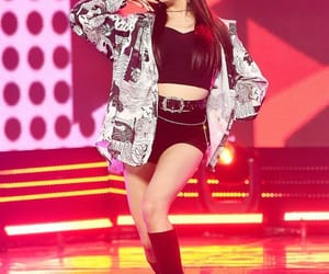 kpop, stage, and clc image