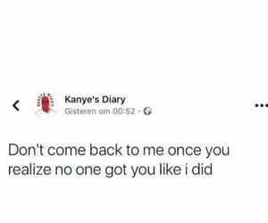 come back, had, and kayne west image