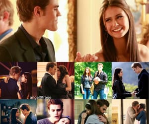 Collage, paul wesley, and tvd image