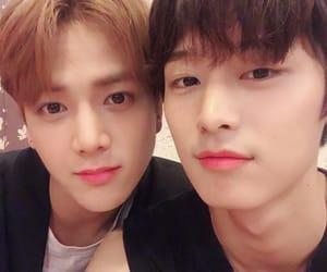 juyeon, younghoon, and the boyz image