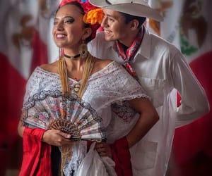 baile, méxico, and photography image
