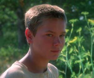 river phoenix, stand by me, and chris chambers image