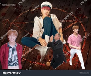 kpop, nct, and nct memes image
