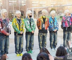 bap, korean group, and youngjae image
