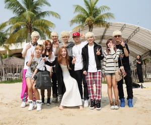 kpop, song jieun, and b.a.p image