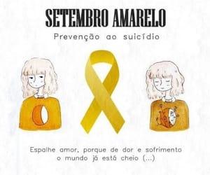 article, depressao, and setembro amarelo image