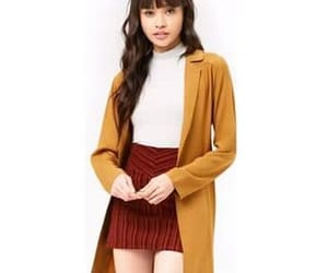 autumn, forever 21, and outfit image