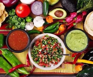 food, comida mexicana, and méxico image