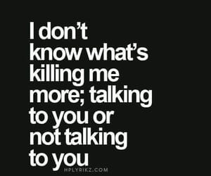 kiss, quotes, and feelings image