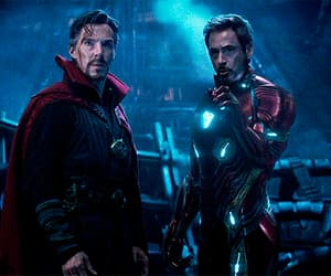 Avengers, benedict cumberbatch, and mcu image