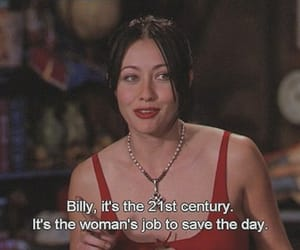charmed, shannen doherty, and prue image