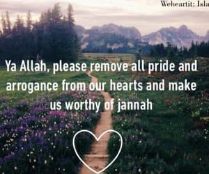 heart, islam, and islamic image