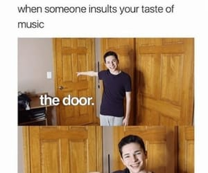 funny, meme, and insult image