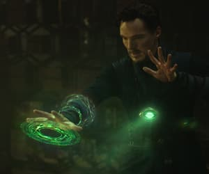 doctor, stephen strange, and Marvel image