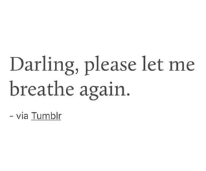 heartbroken, love me, and quote image
