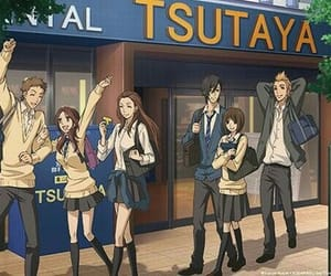 say i love you and anime image