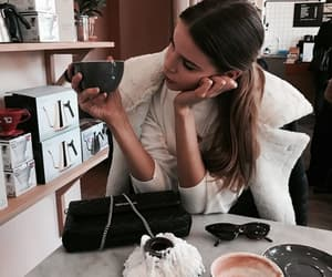 fashion, coffee, and food image