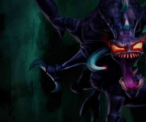 lol, nightmare, and riot games image