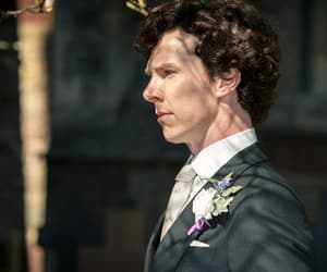 attractive, handsome, and holmes image