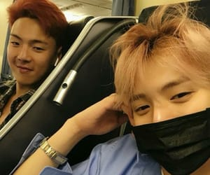minhyuk, cute, and shownu image