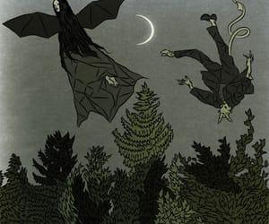 666, creepy, and horror image