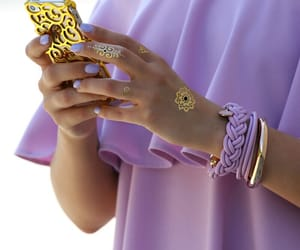 accessories, girlish, and nails image