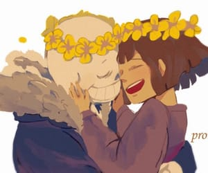 yellow, cute, and undertale image