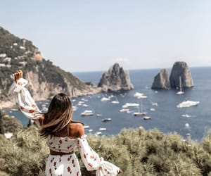 capri, fashion, and girl image