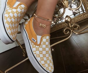 vans, fashion, and shoes image