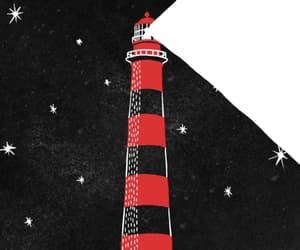 gif and lighthouse image