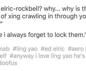 funny, tumblr post, and lmao image