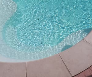pool, summer, and bordeaux image