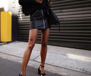 fashion, fashion blogger, and look image