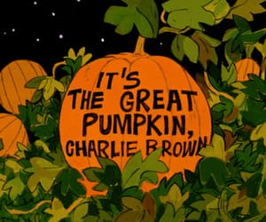 charlie brown, Great Pumpkin, and autumn image