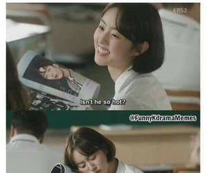 funny, korean, and kdrama image