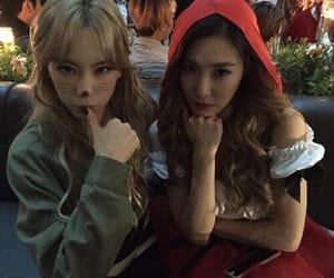 kpop, taeyeon, and tifanny image