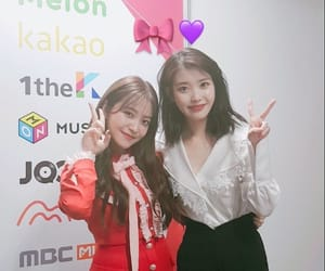 red velvet, iu, and yeri image